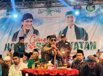 Gus Miftah Sirami Rohani Ribuan Massa Padati Gang Dolly Mengaji