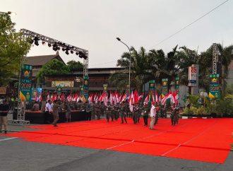 SCNC: Karnaval Budaya Santri Pertama di Indonesia