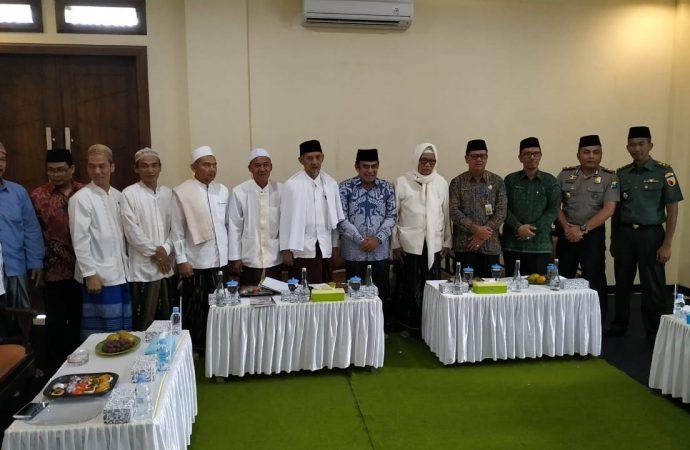 Menteri Agama Sowan Lirboyo, Disambut Kiai Anwar Manshur dan Sesepuh Pesantren