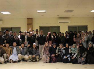 Mars Syubbanul Wathan Menggema di Pakistan, Ini Aktivitas Maulid PCI NU