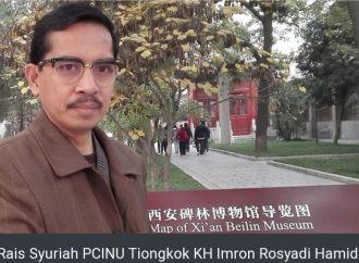 PCINU Tiongkok: Persoalan Xinjiang Bukan Kasus Anti- Islam