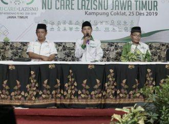 Bangun Kepercayaan Masyarakat, NU Care-LazisNU Jatim Gelar Rakorwil