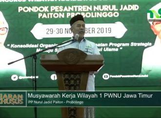 Ketua PWNU Jatim: Menjaga Negara Sarana Menjaga Agama