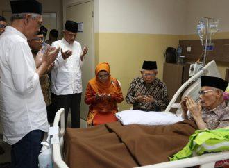 Kiai Ali Yafie Dirawat RS Bintaro, Warga Nahdliyin Dimohon Doa Kesembuhan