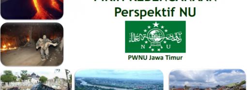 PWNU Jatim Launching Panduan Praktis Fikih Kebencanaan