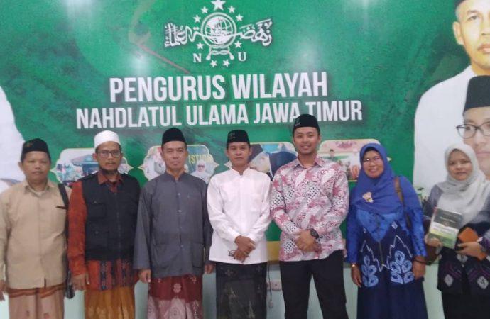 Penguatan Fikih Kontemporer, UIN Sunan Ampel Silaturahmi ke LBM NU Jatim