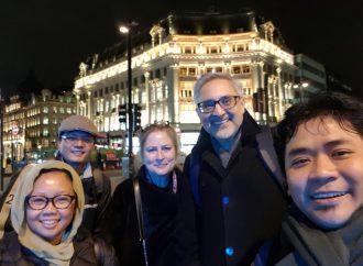 Moazzam Malik: Generasi Muda NU harus Berani Bersuara di Level Internasional