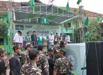 Kirab Koin Muktamar di MWCNU Balongpanggang Gresik