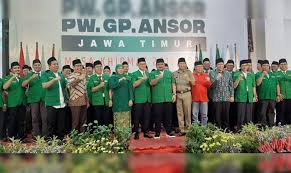 Syafiq Syauqi: GP Ansor Siap Dukung Program Pemprov Jawa Timur