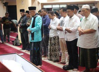 Rais Aam PBNU Pimpin Shalat Jenazah Almarhum Kasatkornas Banser