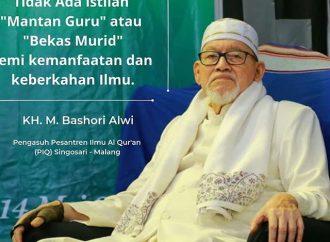 Pejuang Ilmu Al-Quran, Kiai Basori Alwi Wafat