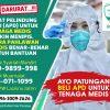 LAZISNU Jawa Timur, Bantu Pahlawan Medis Tangani Covid-19