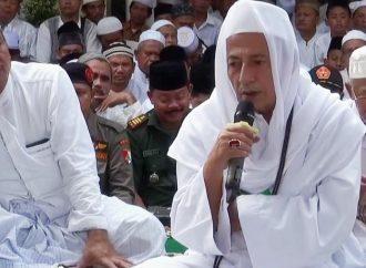Habib Luthfi: Di Depan Sang Guru Tetaplah sebagai Santri
