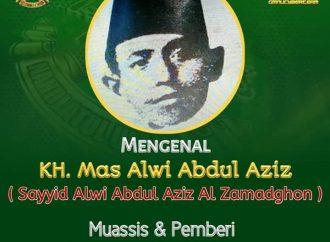 KH Mas Alwi bin Abdul Aziz, Pemberi Nama Nahdlatul Ulama yang Bersejarah