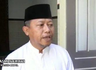 Gus Azmi Nawawi, Takmir Masjid Sunan Ampel Meninggal Dunia