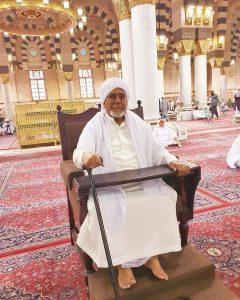 Umat Islam Berduka, Habib Ahmad bin Zein Alkaff Meninggal Dunia