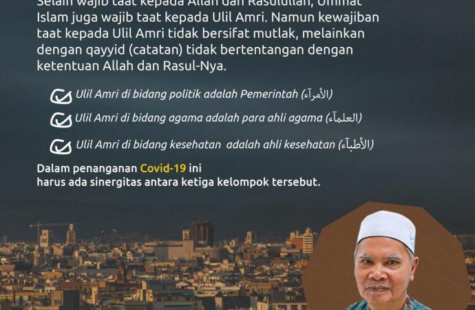 Ketaatan pada Ulil Amri Tidak Mutlak, Ini Penjelasan Ulama