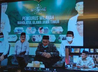 Halal Bihalal Virtual PWNU se-Indonesia, Ini Pesan Aktual PBNU