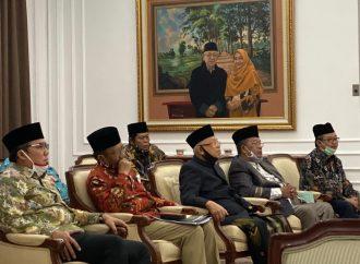 Pertemuan Tokoh Ormas Islam Bersama Wapres, Pembahasan RUU HIP Akhirnya Ditunda