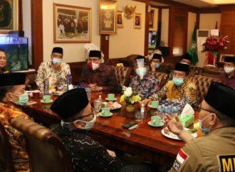 Ketua Umum PBNU dan Ketua MPR Setuju Hapus RUU HIP
