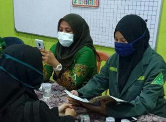 Posko PPDB IPNU-IPPNU Surabaya Disambut Antusias Warga