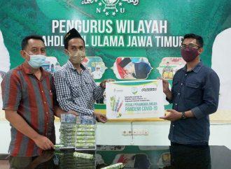 Enesis Bantu PWNU Jawa Timur Aromatherapy Pencegah Covid-19