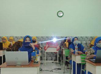 Dampak Covid-19 di Sidoarjo, PC PERGUNU Sidoarjo bergerak menfasilitasi Pembelajaran Jarak Jauh buat Guru NU.