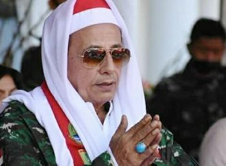 Ajak Jaga Keutuhan Negara, Habib Luthfi: Ansor Jangan Diam Jika NU Dihina