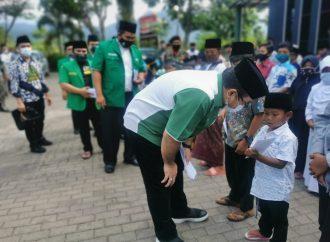 Selalu Santuni Anak Yatim, Pesan Khusus Ketua Umum PP GP Ansor