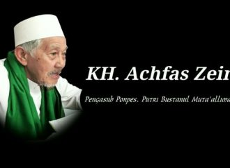 KH Achfas Zen Wafat, NU Kota Blitar Berduka