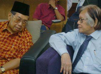 Gus Dur Kembangkan Dialog Interfaith, Jadikan Damai Alam Semesta