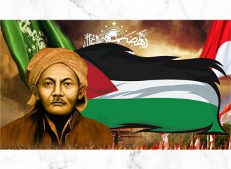 NU Peduli Palestina Sejak Zaman Mbah Hasyim Asy'ari