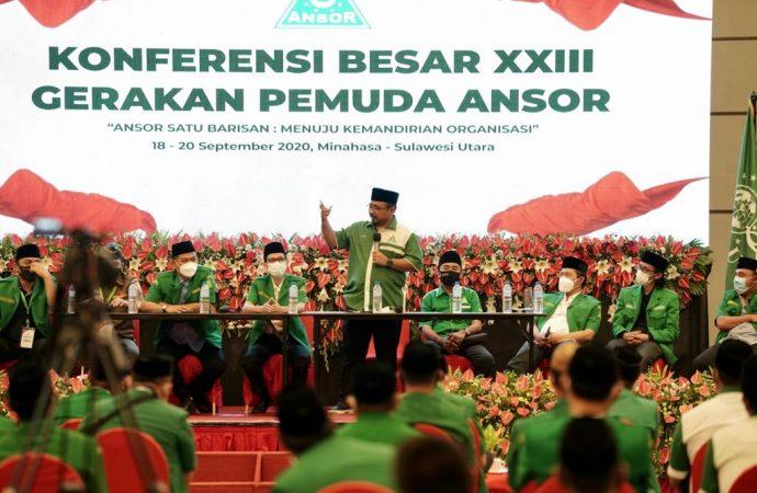 Konbes XXXIII GP Ansor Keluarkan Sejumlah Rekomendasi Terkini