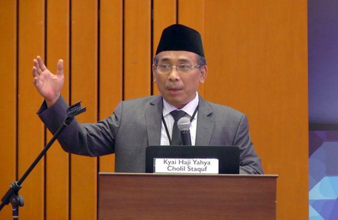 Tampil Lagi di PBB, Gus Yahya Bicara tentang Abrahamic Faiths Initiative