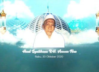 KH Anwar Nur dalam Kenangan Sang Cucu