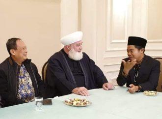 Syekh Adnan Al-Afyouni Wafat Syahid, Duka Bagi Umat Islam Indonesia