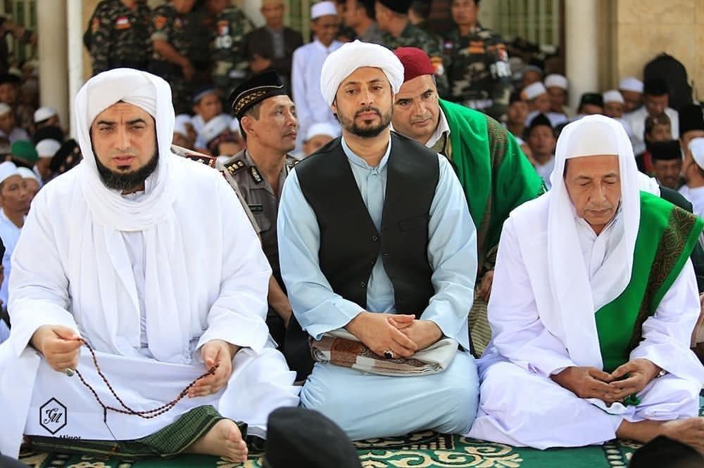 Ijazah Habib Luthfi Bin Yahya Ini Lima Dzikir Amalan Sederhana Nu Jatim Online