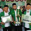 Terima Penghargaan, PAC GP Ansor Candi Semakin Semangat Tingkatkan kualitas organisasi dan SDM
