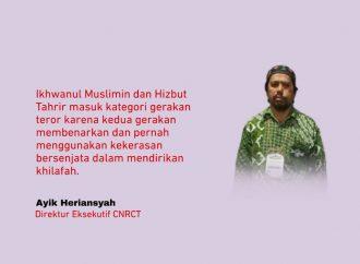 Membandingkan Gerakan-Gerakan Teror di Dunia Islam