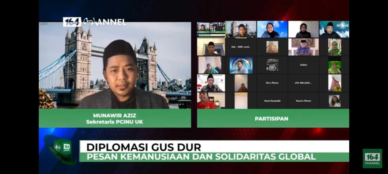 Diplomasi Kemanusiaan dan Solidaritas Global, Warisan Gus Dur yang Nyata