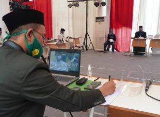MTQ XIV PW JQHNU Jawa Timur Kapolda Cup Digelar Virtual