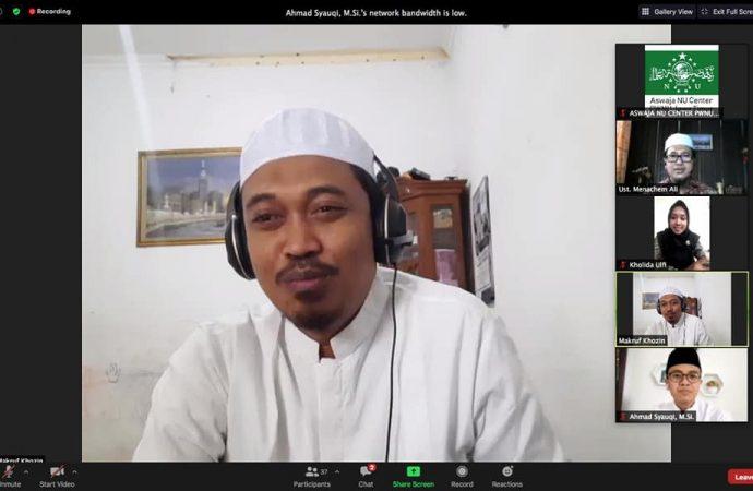 NU adalah NU, Muhammadiyah adalah Muhammadiyah