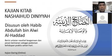 Kajian Nashaihud Diniyyah Agus Zainal Arifin